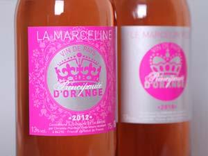 Étiquettes de vins 2013