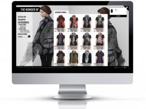 Boutique «The wonder of» Paris et World Wide Web