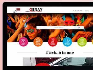 Genay Village dynamique 2.0