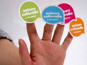 Stickers pour l'Aqueduc